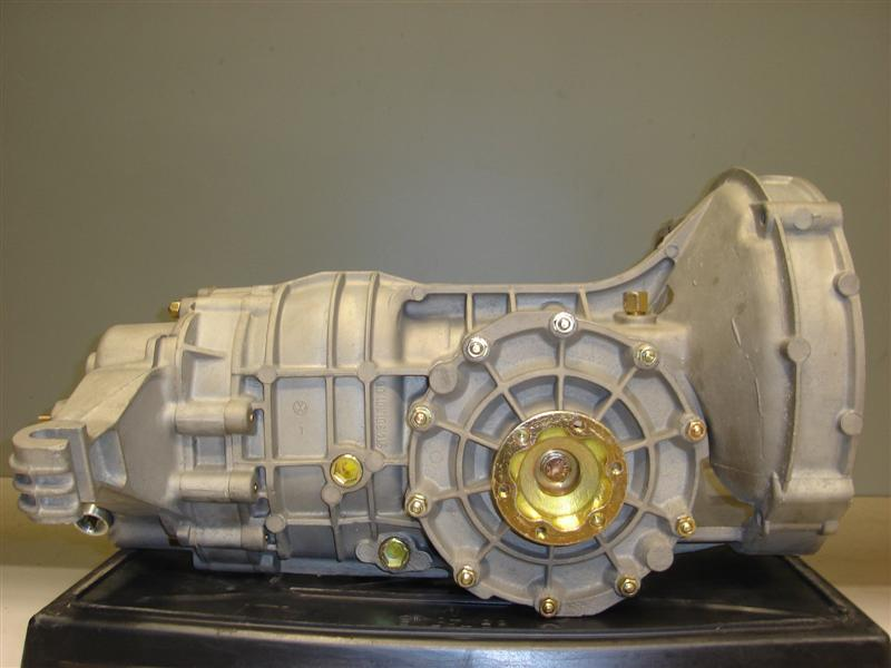 Porsche 914 versnellingsbak - transmission - boite