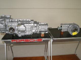 964 C4 transmission - G64 00 - G6400 - 964 C4 getriebe - 964 C4 versnellingsbak - G50 - GT2 - GT3 - G50 GT3 - supercup - G50 GT2 - GT3 getriebe - GT3 versnellingsbak