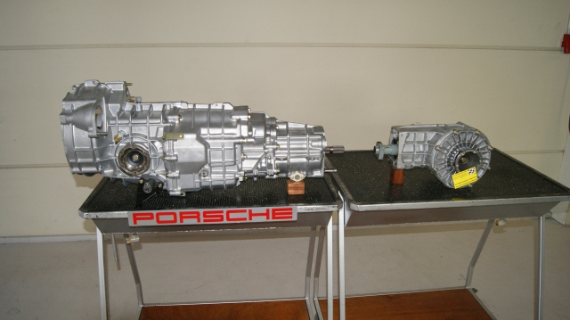 964 C4 transmission - G64 00 - G6400 - 964 C4 getriebe - 964 C4 versnellingsbak