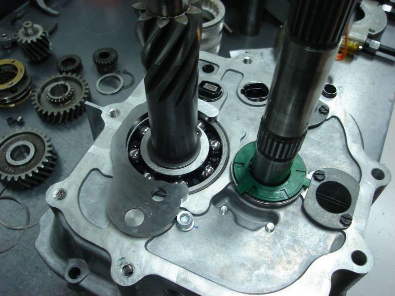 Volkswagen Syncro T3 versnellingsbak - boite