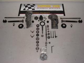 Porsche 519 - porsche 519 transmission - porsche 519 transaxle - porsche 519 versnellingsbak - porsche 519 getriebe - porsche 519 boite