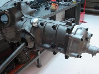 porsche 519 transmission - 519 transmission - 519 versnellingsbak - porsche 519 boite - 519 boite - 519 getriebe -