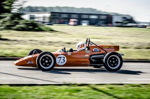 Formula Vee - racing gearbox