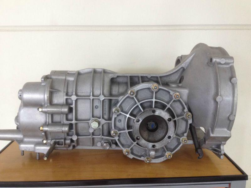 Porsche 901 versnellingsbak - gearbox - boite - revisie - rebuilt