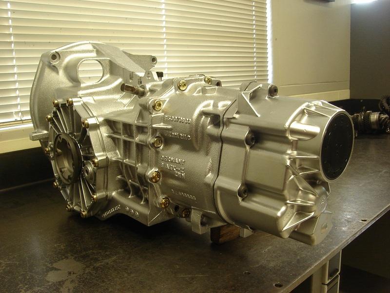 Porsche 968 versnellingsbak - gearbox - boite