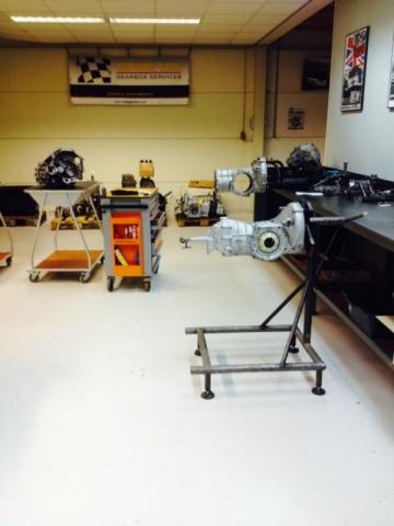 Werkplaats Tonnie Vos Porsche en Vw classic