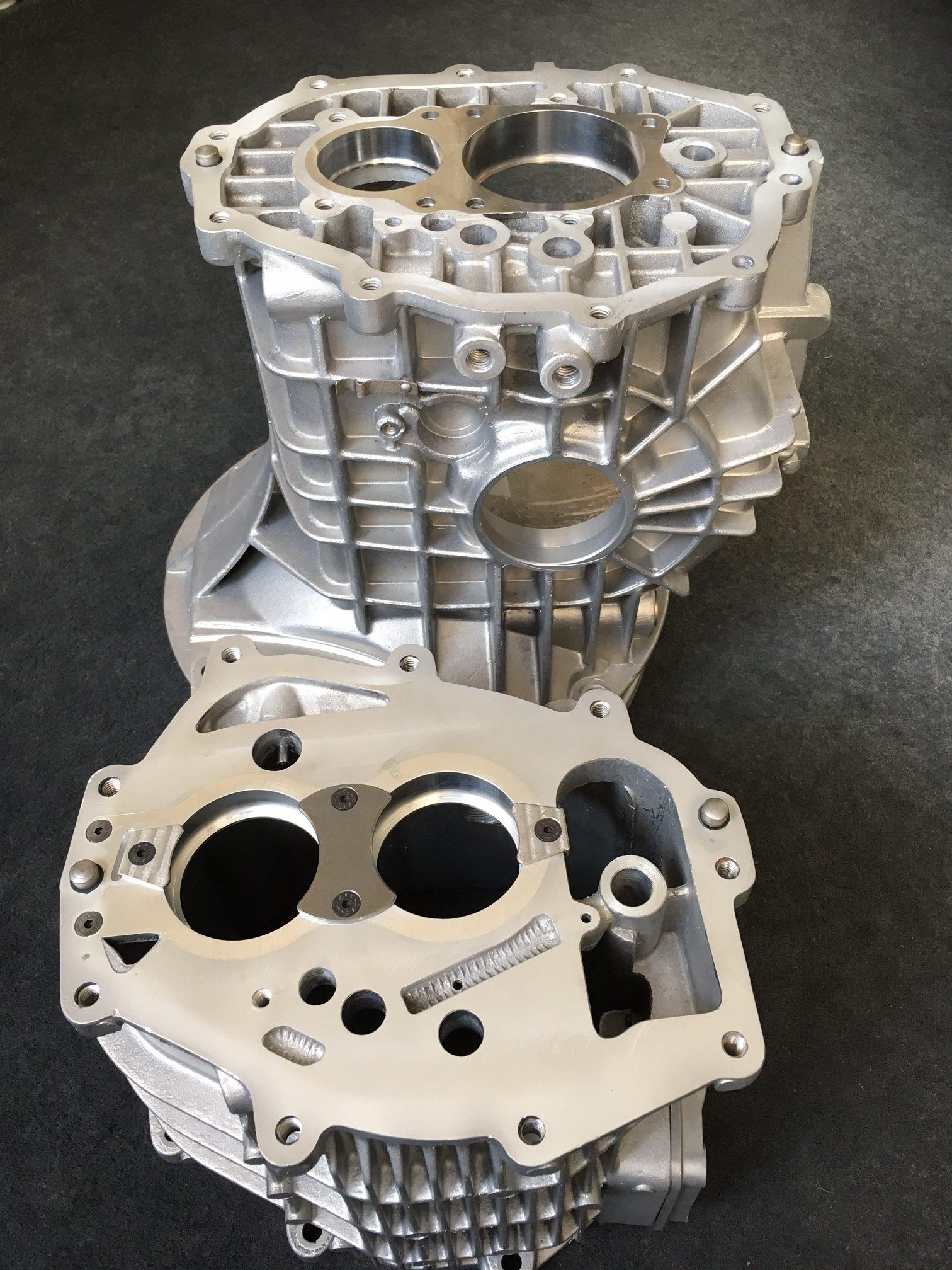 Porsche 915 with WEVO bearing insert.